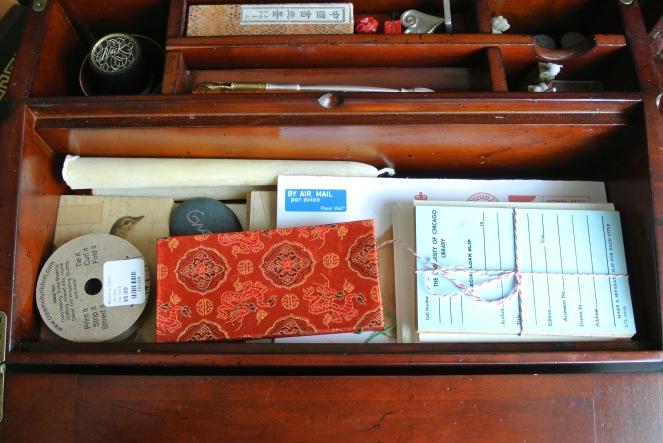 Writing Box 8